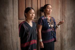 Ta Oi ladies in Thua Thien - Hue Province