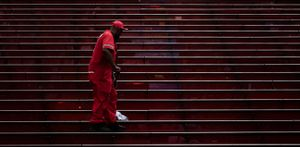 The Red Stairs