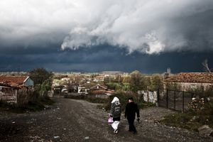 BLINISHT, ALBANIA