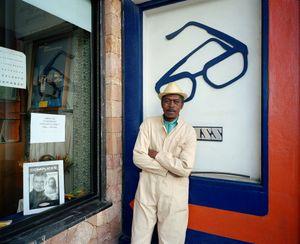Guardian, Optician Shop, Antananarivo, Madagascar