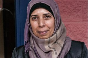 Syrian Refugee Woman I