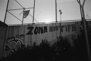 Anti-fascist Graffiti
