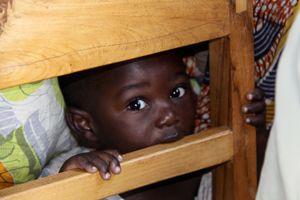 Peel-a-boo - Musanze Rwanda