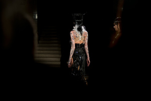 London fashionweek ss15 - Dora Abodi