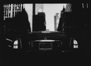 Untitled (Car NY Landscape), 2017