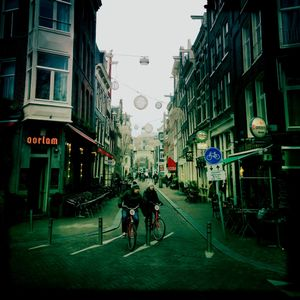 Rental Bikes, Amsterdam