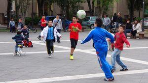Street football, Italy  08