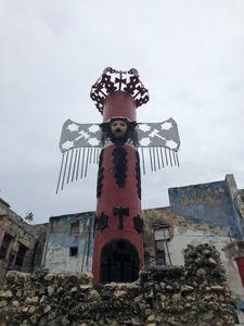 Santeria District, Central Havana