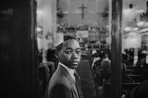 Convent Av.  Babtist Church, Harlem 1997