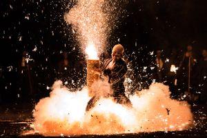 pistol fireworks