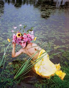© AN Hong, Water Buddha, 1997Courtesy Three Shadows Photography Centre, Beijing