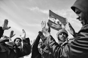 Sirt, LIBYA 2011