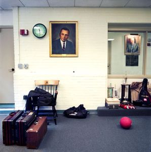 Coach's Office, The Roxbury Latin School