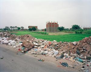 Al-Maryutiya Road, Saft al-Laban, Imbaba, Giza Governorate, 2011