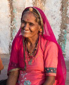 Gesichter Indiens - Nomadin