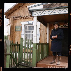 Local Museum - Somewhere Khanty-Mansiysk Region, Siberia