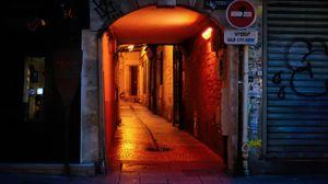 Wrong way / Paris