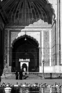 Family Sundays at Jama Masjid
