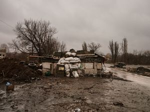 Donbass: No Man's Land