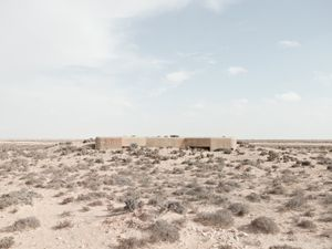 """Pillbox, Mareth Line, Tunisia 