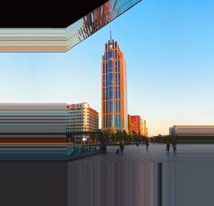 Urban Landscape . Rotterdam