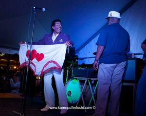Bobby Rush wins Grammy at age 83