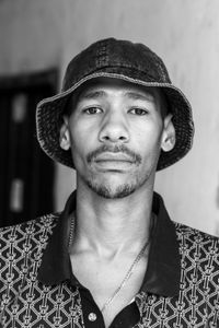 Lucien Clarke portrait ,Cuba 2016