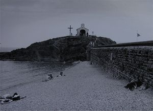 Church, Collioure © Eric Blau