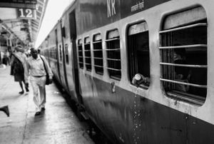 IMPRESSIONS AT THE OLD DELHI RAILWAY STATION 43