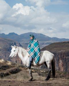 Mohlouoa Makafane - Ha Seqhoasho, Lesotho