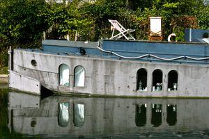 Gothic Houseboat