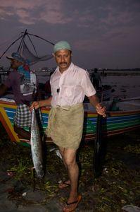 Kerela fisherman