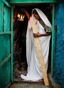 Ghetto Tarot - The Hermit