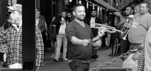 Street Musicians, Bologna