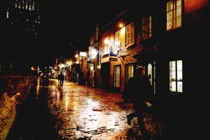 Quebec Night Rain #7