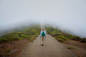 Hiking With Jeanne, Tennessee Valley Trail