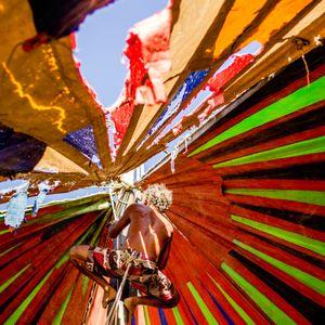O dono do circo/ The owner of the circus.