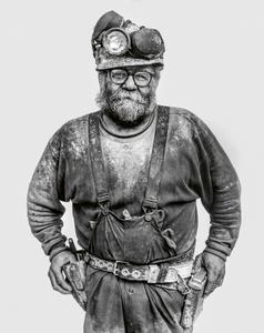 Molybdenum Miner, Questa, New Mexico