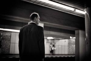Gentleman in tokyo