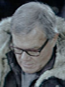 """No. 35 most powerful Londoner: Martin Sorrell. From the series """"You Haven't Seen Their Faces"""" © Daniel Mayrit"""