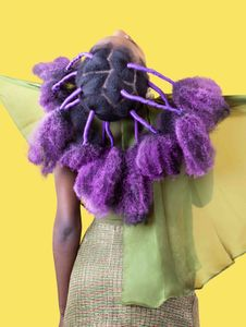 Purple Kinky Calabar II