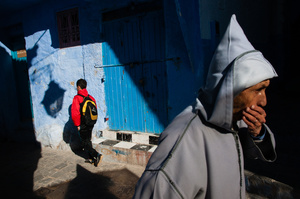 Chefchaouen. Morocco.