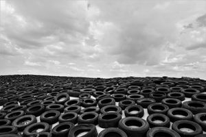 The tires