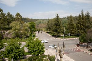 Intersection, Ifrane