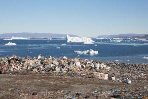 Discharge, Ilulissat