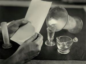 The Hands © Arissa Archive, Fundacion Telefonica