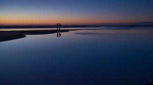 Lovers at Dawn