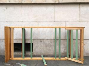 lit verticales vertes-Pâquis