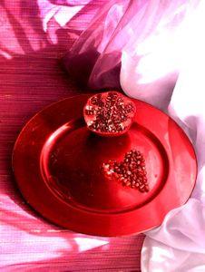 Health food 9, Pomegranate