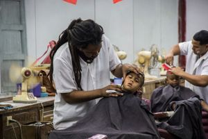 Cuban Hair Cut